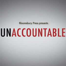 Unaccountable Book Trailer